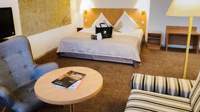 Villa BelVital Doppelzimmer