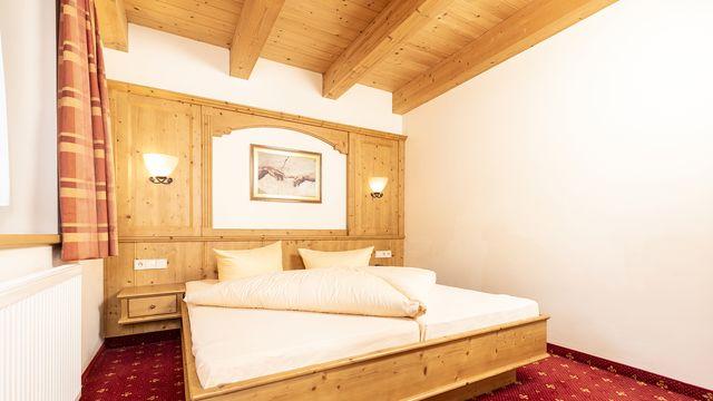 Doppelzimmer Economy plus  | W03 | 30 m²