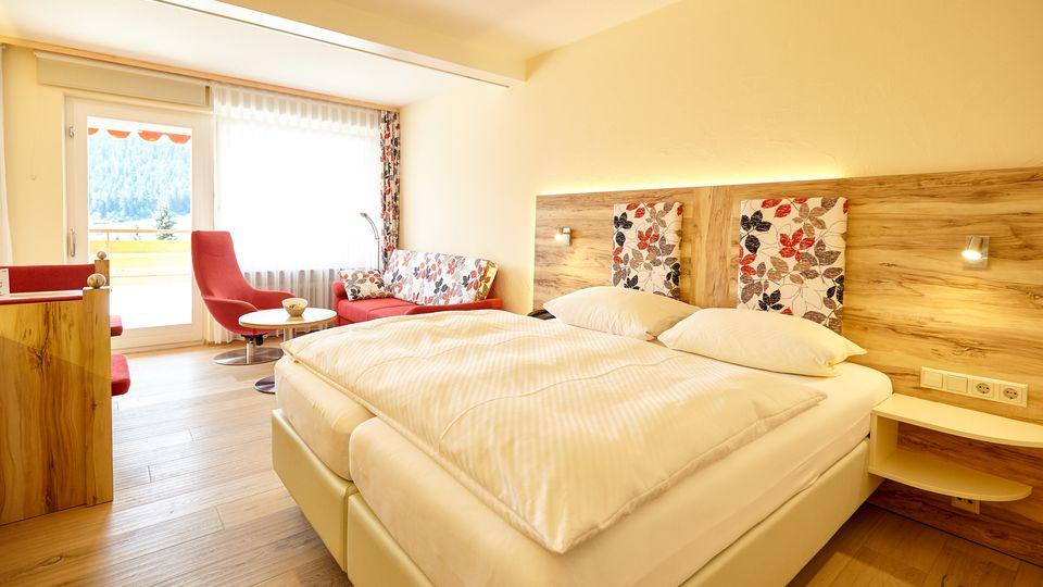 """Komfort-Zimmer """"Wiesenhütte"""""""