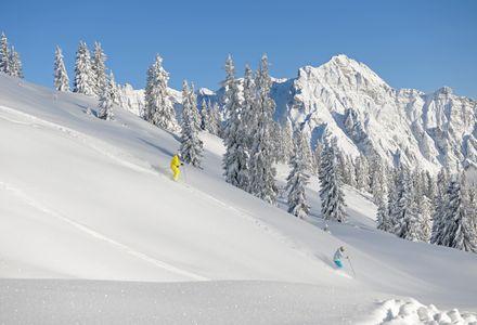 Eindeloos skiën