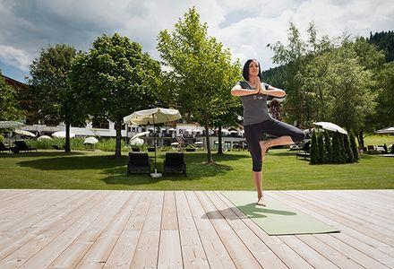 yoga met Heike Spensberger