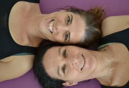 Yoga retreat begin by let it go