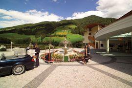 Ankommen im Deluxe Hotel & Spa Resort Alpenpalace