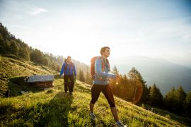 Wandern in St. Johann im Ahrntal - - Deluxe Hotel & Spa Resort Alpenpalace