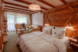 Doppelzimmer Landleben - Deluxe Hotel & Spa Resort Alpenpalace