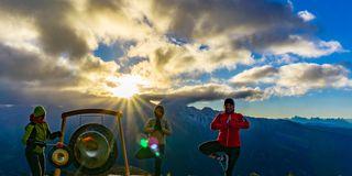 Alpenpalace Settimana di Yoga