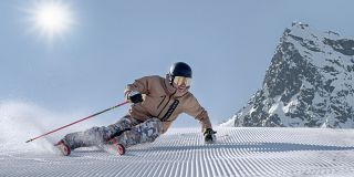 4-day ski package deluxe