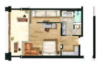 Residence Familiennest | Aquagarden floor plan
