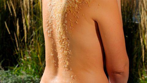 Detox Algen Packung zur Entschlackung