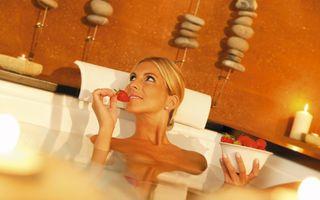 St. Barth Exotic Dream-Bad für zwei Personen