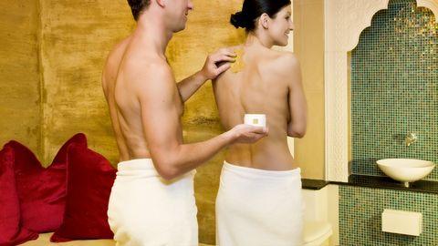 Bath Serail - private sauna