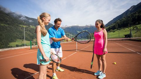 Tennis Intensive course for adults 3x60
