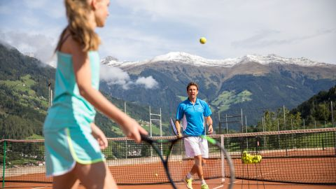 Tennis Camp mit Ex Profi Karel Novacek