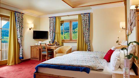 Tirol standard double room