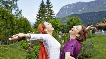 Lebensfreude mit Ayurveda