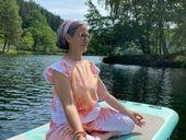 """""""Jeder Tag ein Weg zum Glück"""" Yoga-Wochen mit Marion Grimm-Rautenberg 2021/2022"""