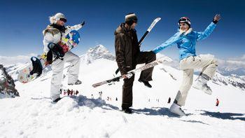 Skiing on the Glacier | (3 Nights)