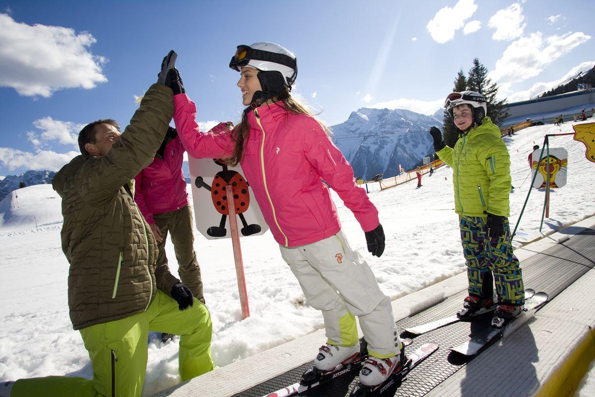 Family Ski Wochen
