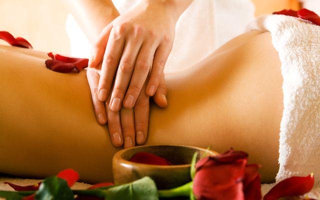 Back Massage - Mia Alpina