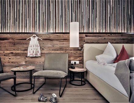 "Hotel Zimmer: ""40er"" FamilySuite - Mia Alpina"