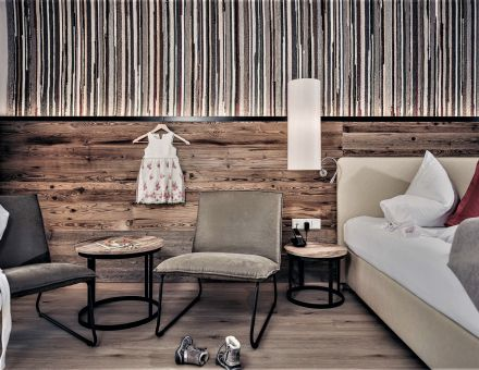 """Hotel Room: Family Suite """"40m²"""" - Mia Alpina"""