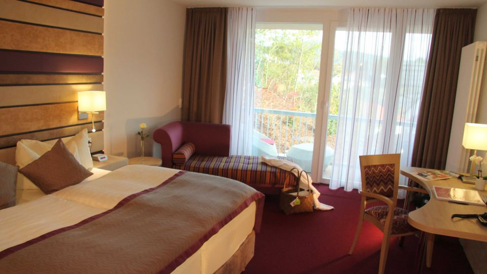 "Double Room ""Tanstein"""