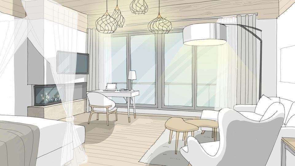 Penthouse-Suite Traubennestl (Neu ab 16.12.2018)