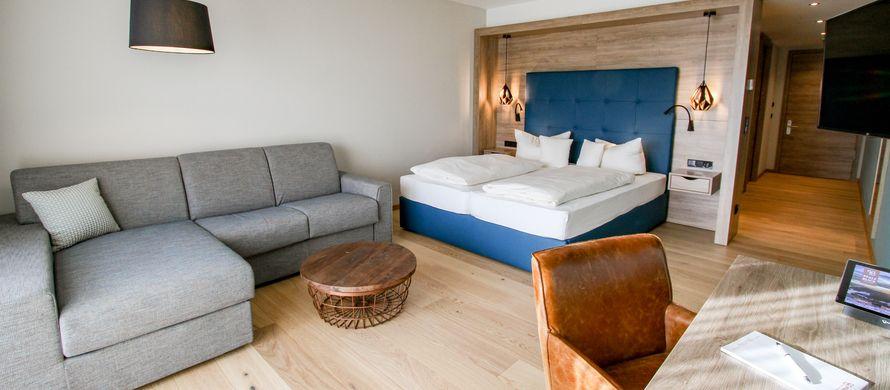 Chambre double Drachenfels - PFALZBLICK WALD SPA RESORT