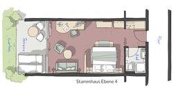Doppelzimmer Schillerfels 6/6 - PFALZBLICK WALD SPA RESORT