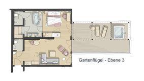 """Suite """"Braut und Bräutigam"""" 3/3 - PFALZBLICK WALD SPA RESORT"""