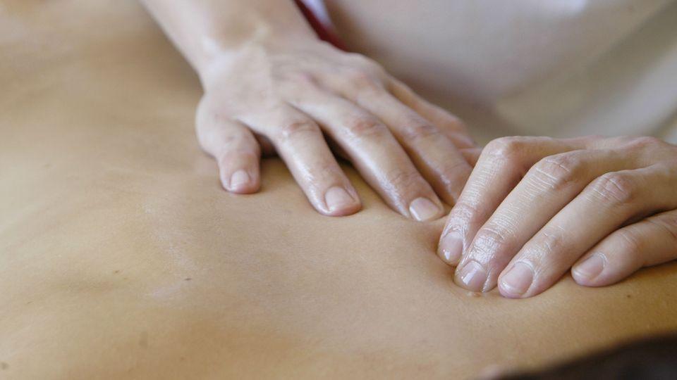 """Lymphmassage"""