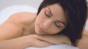 Dampfbadzeit mit Aroma-Kerzenmassage |  1 Person