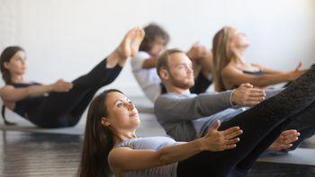 Pilates Wochenende 2022