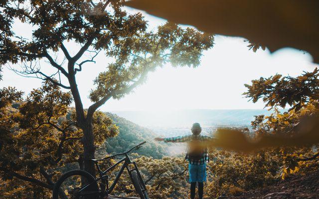 "Fahrradwellness im ""Donaubikeland"""