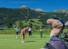 Golf Starter 5 nights Golfing licence|B1