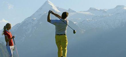 Tirolerhof Golf 7 Nächte