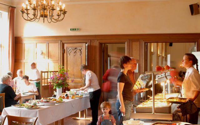 Biohotel Gutshaus Stellshagen: Restaurant