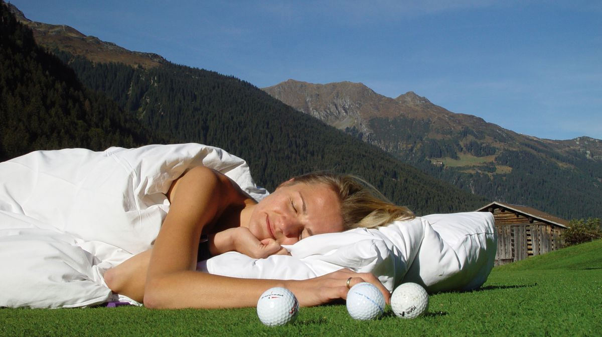 Bergferien und Golf | 4 Tage