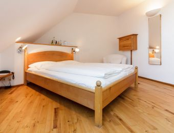 Double room (small, with sloping roof) - Alter Wirt