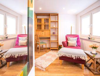 Einzelzimmer - Haus AnNatur