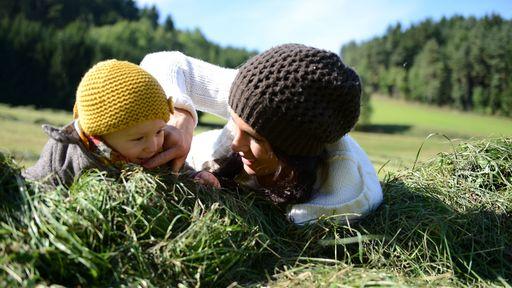 Baby & Kinderbetreuung bis zu 80 Stunden pro Woche.