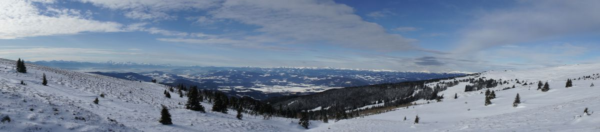 Skifahren in Kärnten