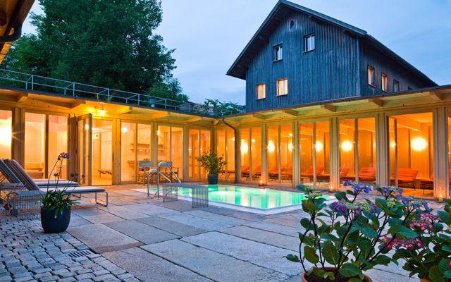Biohotel Pausnhof: Solebad und Badehaus