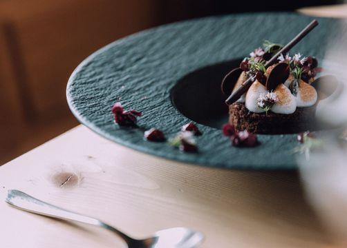 Biohotel Chesa Valisa: Unsere Desserts sind immer eine Sünde wert ;-) - Das Naturhotel Chesa Valisa, Hirschegg/Kleinwalsertal, Vorarlberg, Österreich