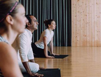 Top Angebot: Intensiv Yoga-Woche - Das Naturhotel Chesa Valisa