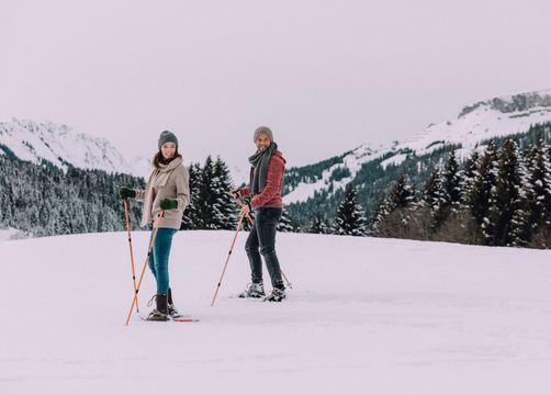 Biohotel Chesa Valisa: Winterspaß garantiert - Das Naturhotel Chesa Valisa, Hirschegg/Kleinwalsertal, Vorarlberg, Österreich