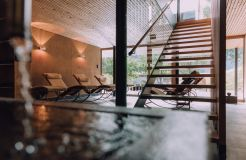 Biohotel Chesa Valisa: SPA-Bereich - Das Naturhotel Chesa Valisa, Hirschegg/Kleinwalsertal, Vorarlberg, Österreich