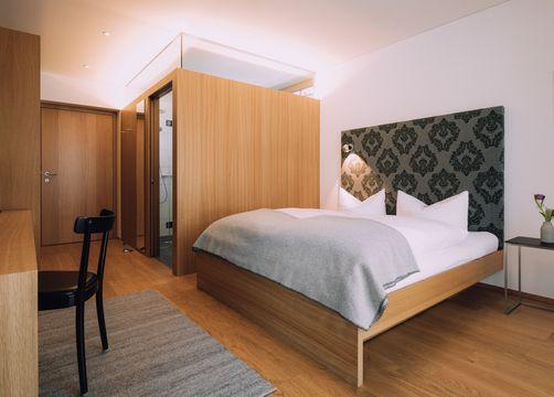 Biohotel Chesa Valisa Hirschegg Zimmer Arnica Komfort (4/8) - Das Naturhotel Chesa Valisa