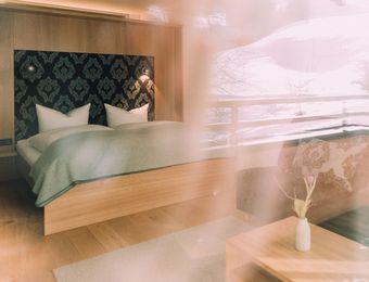 "Doppelzimmer ""Ifen Komfort"" - Das Naturhotel Chesa Valisa"