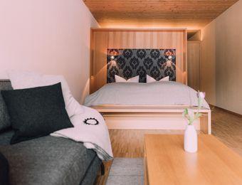 "Appartement ""Königskerze Family"" - Das Naturhotel Chesa Valisa"